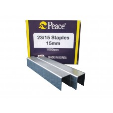 23/15-1M PEACE 15mm Office Staple