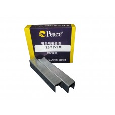 23/17-1M PEACE 17mm Office Staple