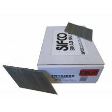 FN1540SS SIFCO® 64mm 15Ga. Stainless Angle Brad