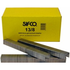 13/8 SIFCO® 5000 x 8mm Galvanised Staple