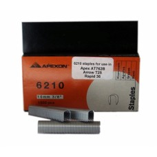 6210 APEXON 10mm Galvanised Staple