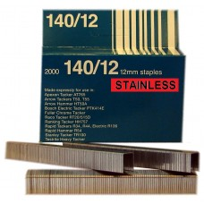 140/12SS-2M SIFCO® 12mm x 2000 Stainless Staple