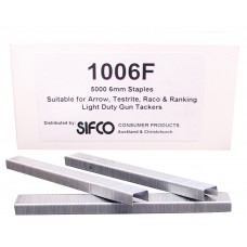 1006F SIFCO® 5000 x 6mm Galvanised Staple