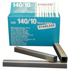 140/10SS-2M SIFCO® 10mm x 2000 Stainless Staple