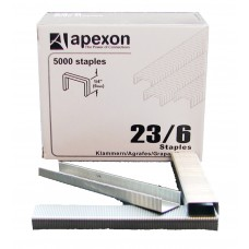 23/6 APEXON 6mm Office Staple