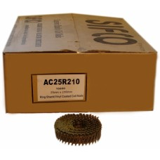 AC25R210 SIFCO® 25mm Coil Nail