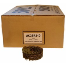 AC38R210 SIFCO® 38mm Coil Nail