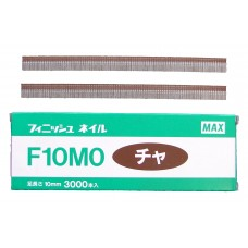 F10M0-BROWN MAX® 10mm Galvanised Brad