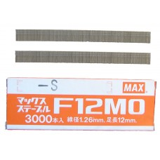F12M0-S MAX® 12mm Stainless Brad