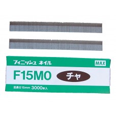F15M0-BROWN MAX® 15mm Galvanised Brad
