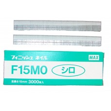 F15M0-WHITE MAX® 15mm Galvanised Brad