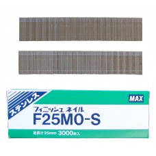 F25M0-S MAX® 25mm Stainless Brad