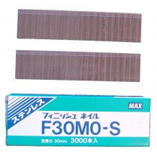F30M0-S MAX® 30mm Stainless Brad