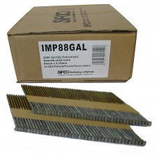IMP88GAL SIFCO® 88mm x 3.15mm 34 Degree Paper Taped Stick Nail