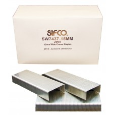 SW7437-15MM SIFCO® 15mm Carton Staple