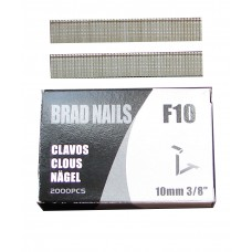 F10 SIFCO® 10mm Galvanised Brads