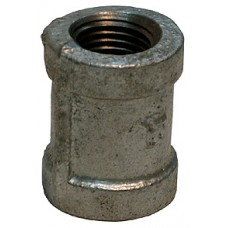 10484, SIFCO® Galvanised Female Socket 6mm to 6mm Air Fitting
