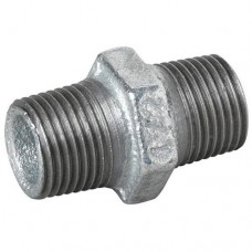 10488, SIFCO® Galvanised Double Male Nipple 6mm to 6mm Air Fitting