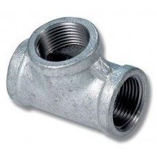 10489, SIFCO® Galvanised Female T Piece 6mm to 6mm to 6mm Air Fitting