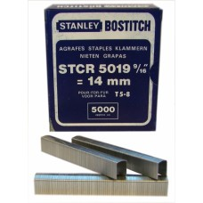 STCR5019-14MM BOSTITCH™ 14mm Galvanised Raised Crown Staple for Bostitch T6-8 Tackers