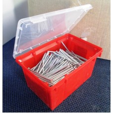100400GF5KG SIFCO 100MMx4.00MM Hot Dip Galvanised Flat Head loose Nails
