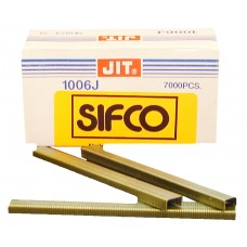 1006J SIFCO® 5000 x 6mm Galvanised Staple