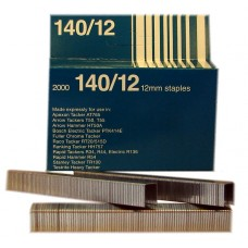 140/12-2M SIFCO® 12mm x 2000 Galvanised Staple