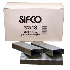 32/18 SIFCO® 18mm Carton Staple for JK B561/18 and DWS 275 Carton staplers