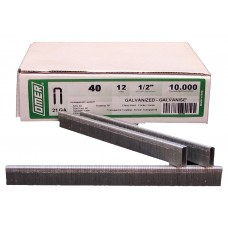 4012-10M OMER® 12mm Galvanised Staple for Maestri® ME4000 staplers