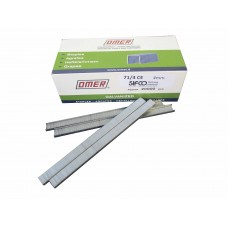 71/4 OMER® 4mm Galvanised Upholstery Staple