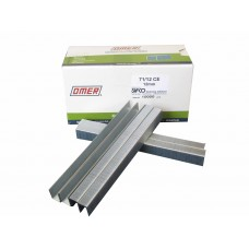 71/12CE OMER® 12mm Galvanised Upholstery Staple