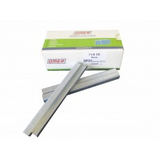 71/8CE OMER® 8mm Galvanised Upholstery Staple