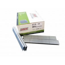 97/18-10M OMER® 18mm Galvanised Staple for use in SIFCO® R1B97-25 Air Staplers