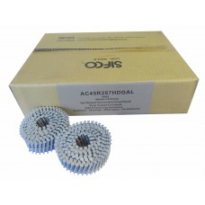 AC45R287HDGAL SIFCO® 45mm Hot Dip Galvanised Ring Shank Coil Nail