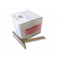 MCN3831SS SIFCO® 38mm x 3.30mm Stainless Metal Connector Nail