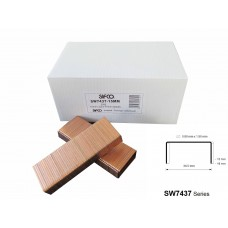 SW7437-15MM SIFCO® 15mm Carton Staple for use in SIFCO® HAA7437, AA7437, CAB7437, CAS7437, CMB7437 & CAB7437 Carton Staplers