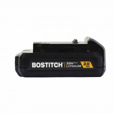 BCB203, BOSTITCH™ Rechargable 20v 2.0Ah Li-ion battery