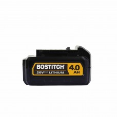 BCB204, BOSTITCH™ Rechargable 20v 4.0Ah Li-ion battery