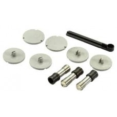 03203 Heavy Duty Hollow Punch and Disk Set