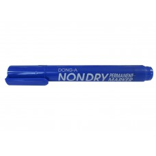 NON-DRY BLUE DONG-A Permanent Marker Pen