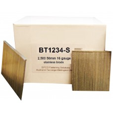 BT1234-S SIFCO® 50mm 16 Gauge Stainless Brad