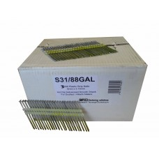 S31/88GAL SIFCO® 88mm Hot Dip Galvanised Stick Nail