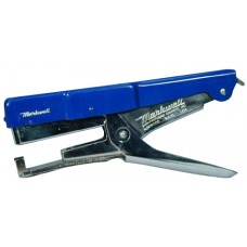 MP6-6M, MARKWELL Raised Clincher Plier Stapler for STCR2619 staples
