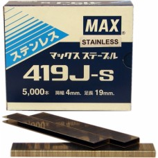 419J-S MAX® 19mm Stainless Staple