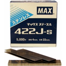 422J-S MAX® 22mm Stainless Staple