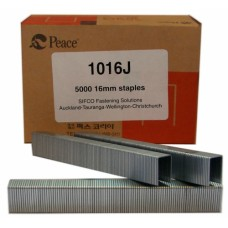 1016J SIFCO® 5000 x 16mm Galvanised Staple