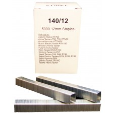 140/12 SIFCO® 12mm x 5000 Galvanised Staple