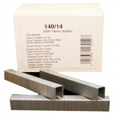 140/14 SIFCO® 14mm x 5000 Galvanised Staple