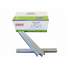 1410CE OMER® 10mm Galvanised Upholstery Staple