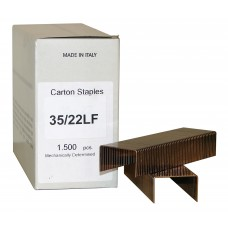 35/22LF OMER® 22mm Carton Staple for SIFCO® ADSCN2235 Carton staplers